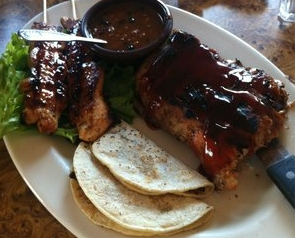 RED SKY BBQ MENU -SAMPLE PLATTER